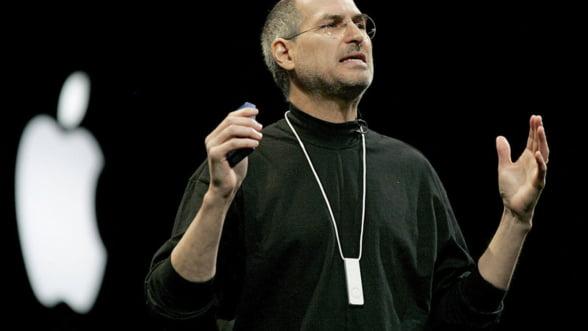 Apple se judeca pentru 1 miliard de dolari. Steve Jobs, marturie postuma