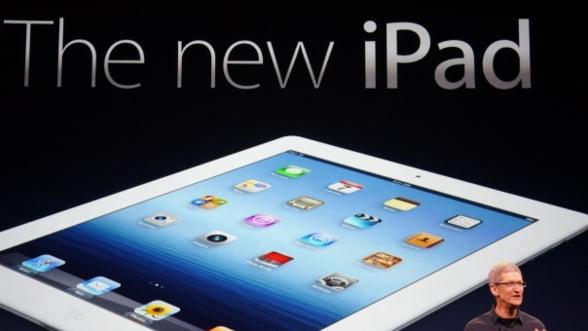 Apple trebuie sa anunte pe site-ul sau ca tabletele Samsung nu copiaza iPad