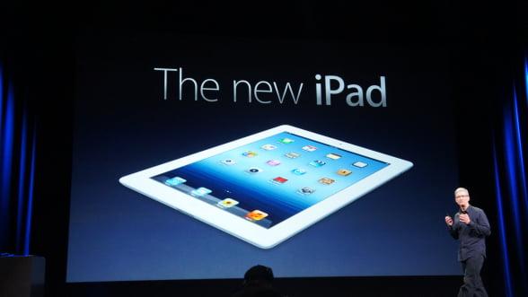 Apple va lansa noua versiune a iPad pana in iarna, dupa lansarea noului iPhone 5S
