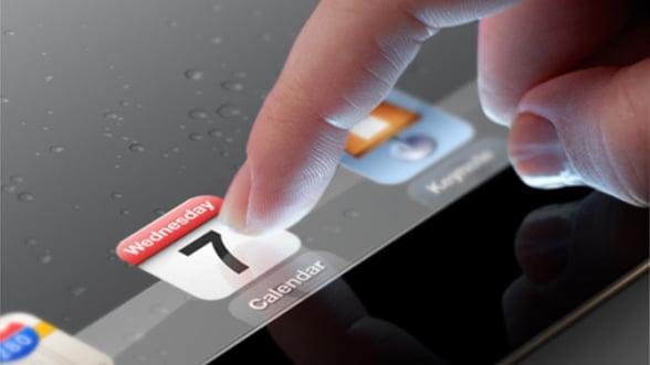 Apple va vinde 1 milion de iPad-uri in ziua lansarii