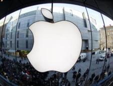 Apple valoreaza cat Exxon Mobil si Google la un loc