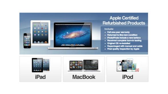 """Apple vinde produse """"reciclate"""" pe eBay?"""