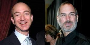 Apple vs Amazon: Razboiul cartilor virtuale
