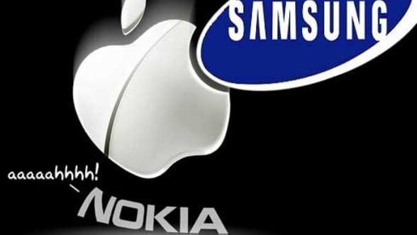 Apple vs Samsung: Gigantii pietei de smartphone se lupta in vanzari