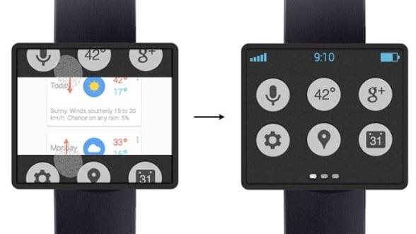 Ar putea fi succesorul Google Glass un ceas inteligent?