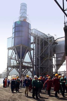 Arcelor MIttal mareste veniturile angajatilor in somaj tehnic