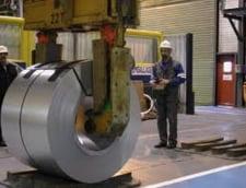ArcelorMittal Galati, pierderi de 10 milioane de euro in 2010