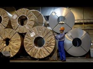 ArcelorMittal estimeaza scaderea productiei in 2008