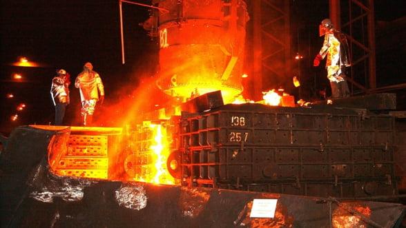 ArcelorMittal vrea sa puna mana cu orice pret pe cel mai mare producator de otel din India