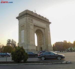 Arcul de Triumf isi deschide portile pentru cititori la Noaptea Cartilor Deschise