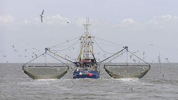 Are balta peste din nou. S-au deblocat fondurile europene pentru pescuit