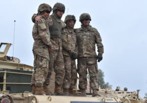 Armata SUA: Militarii americani din Romania sunt esentiali pentru impiedicarea agresiunilor Rusiei