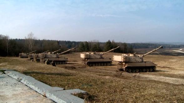Armata SUA incepe sa-si faca provizii: Europa este prioritara