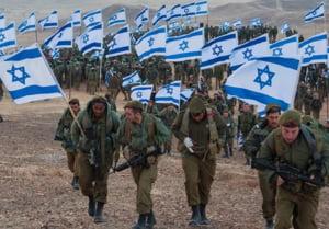 Armata israeliana riposteaza la tiruri cu proiectile dinspre Fasia Gaza