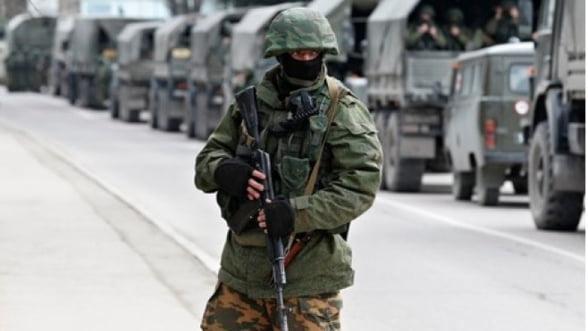 Armata ucraineana, 'in stare de alerta maxima de lupta'