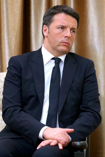Arrivederci, Renzi! Urmeaza Quitaly?