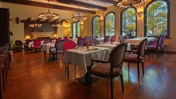 Arta si delicii culinare: Cezanne, restaurantul bucurestean care serveste cultura pe tava