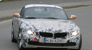 Asa arata noul BMW Z4