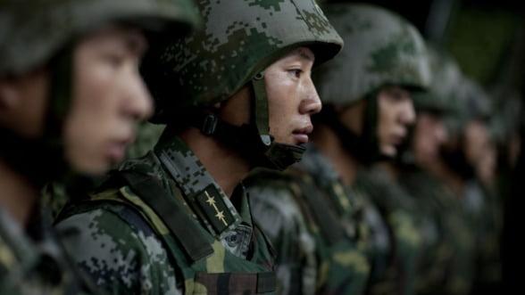 Asia da in clocot: China si Coreea de Nord, pe picior de razboi