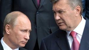 Asociati ai lui Ianukovici, anchetati in Elvetia pentru spalare de bani