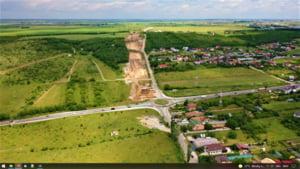 Asociatia Pro Infrastructura: Lucrari in ritm de melc pe Drumul Expres intre Craiova si Bals