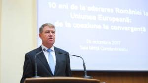 Asociatiile civice ii cer lui Iohannis sa intervina: Nu lasati ca Romania sa devina un stat capturat de retele infractionale!