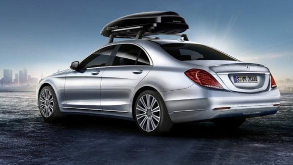 Asorteaza-te cu noul Mercedes Benz S-Class