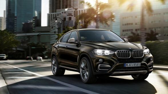 Asta-i muzica ce-mi place! BMW X6 cu sistem audio personalizat