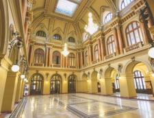 """Astazi este """"Ziua portilor deschise"""" la BNR. Publicul poate vizita vechiul birou al guvernatorului BNR si vechea sala de CA"""