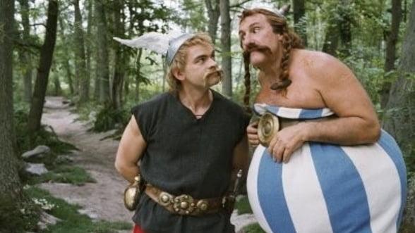 Asterix si Obelix parasesc Franta, din cauza taxei pentru bogati