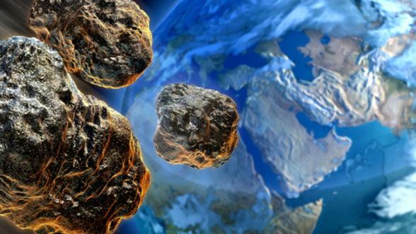 Asteroizii, amenintarea care ar putea apropia Rusia de Europa