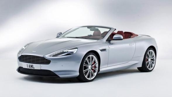 Aston Martin DB9 2013: Mai luxos, mai sport, GT