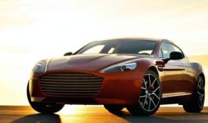 Aston Martin lanseaza un model revolutionar (Foto)