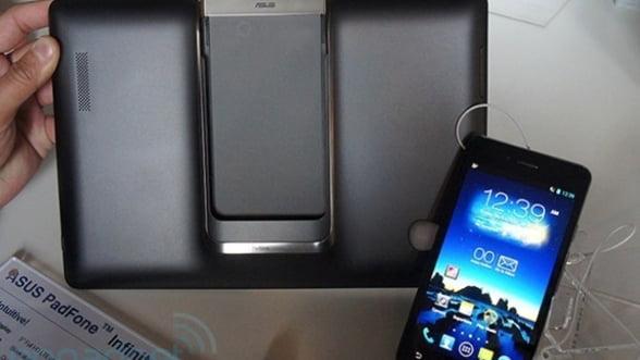 Asus a lansat Padfone Infinity (Padfone 3)