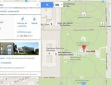 Atac rasist la presedintele Obama pe Google Maps
