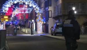 Atac terorist la targul de Craciun din Strasbourg: 3 oameni au fost ucisi si mai multi raniti. Atacatorul a reusit sa fuga (Video)