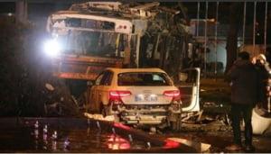 Atentat cu masina-capcana la Ankara: Bilantul mortilor a ajuns la 37 de persoane