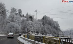 Atentie, soferi si turisti! Trafic restrictionat pe Valea Prahovei pana la iarna
