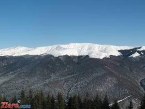 Atentie, turisti! Risc mare de producere a avalanselor in Muntii Bucegi si Fagaras