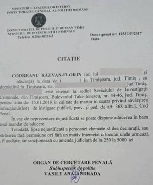 Atentie la ce scrieti pe Facebook! Dosare penale la Timisoara pentru instigare la protest