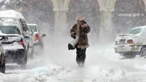 Atentionare de calatorie in Bulgaria: Cod galben de ploi si ninsori