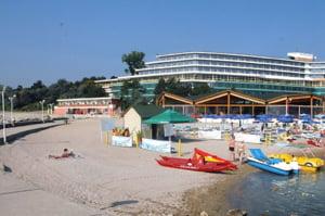 Atractie inedita pe litoral: Parc de aventura in padure, la Neptun