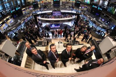 Atractie totala: Dupa Deutsche Boerse, americanii ravnesc si ei la Bursa din Londra