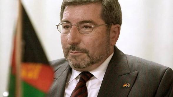 Atragerea de noi investitii in economia romaneasca, prioritate a noului ambasador german la Bucuresti