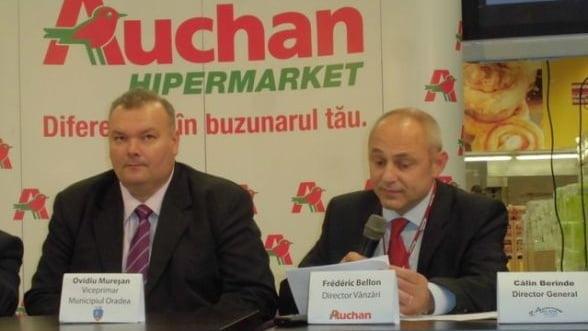 Auchan Romania are un nou director general