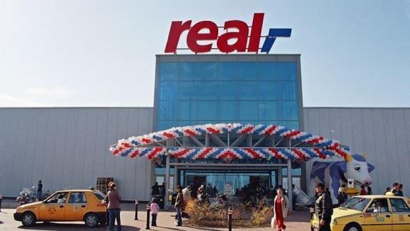 Auchan rebranduieste hipermarketurile Real in mai putin de un an
