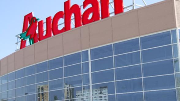 Auchan va analiza intrarea pe comertul online in 2015