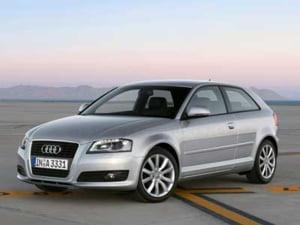 Audi A3 si A3 Sportback sunt in Romania