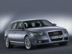 Audi A6 restilizat a fost lansat in Romania