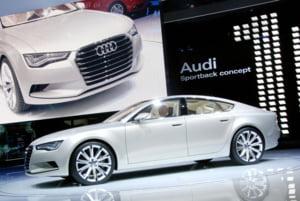 Audi A7 a fost lansat in Romania